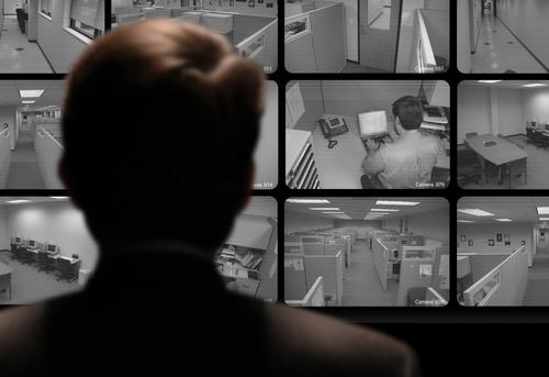 Mitarbeiter Überwachung