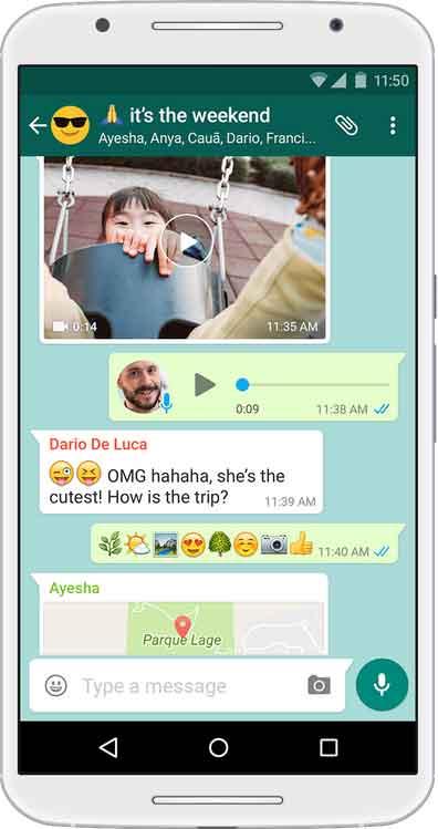 Textnachrichten ruiniert Dating